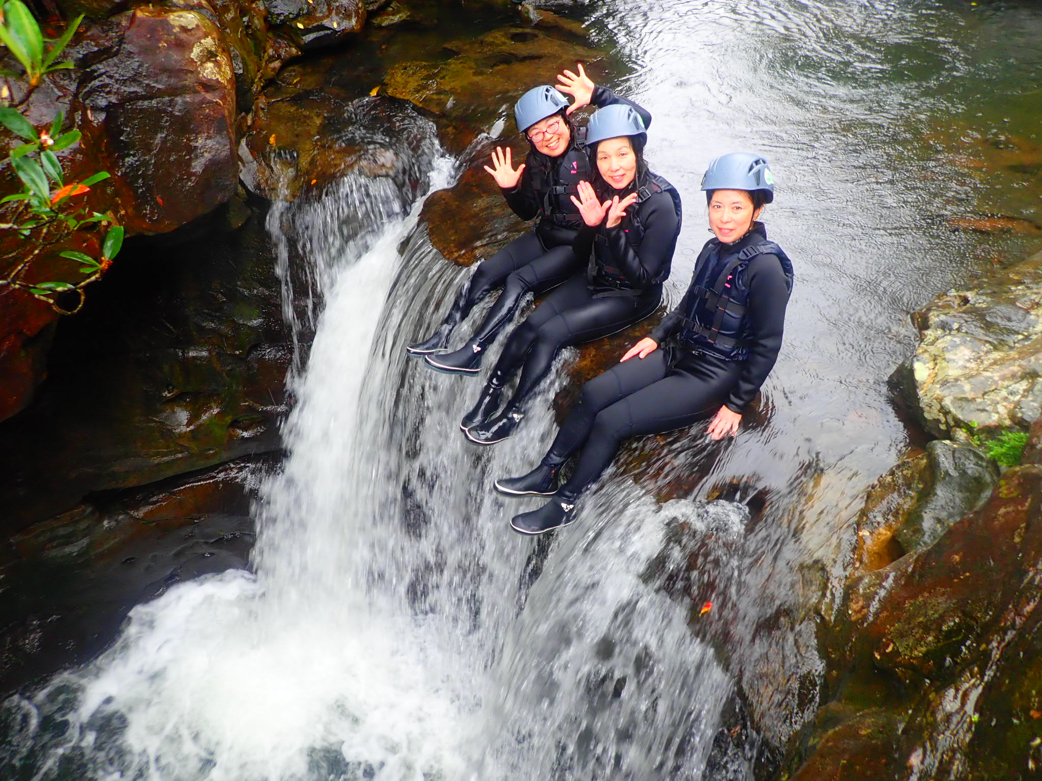 漕いで飛び込んで大興奮!西表島パーフェクト川遊びコース