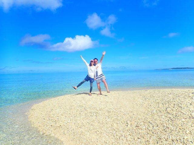 バラス島 上陸 写真