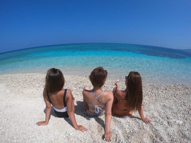 西表島 バラス島 写真