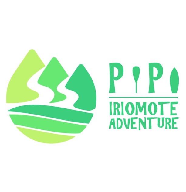 西表島 ADVENTURE PiPi ロゴ