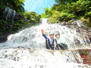 ゲータの滝を目指す!シャワートレッキング