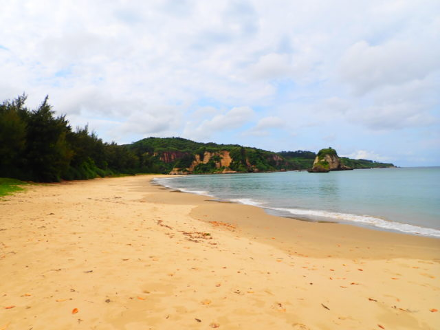 トゥドゥマリ浜