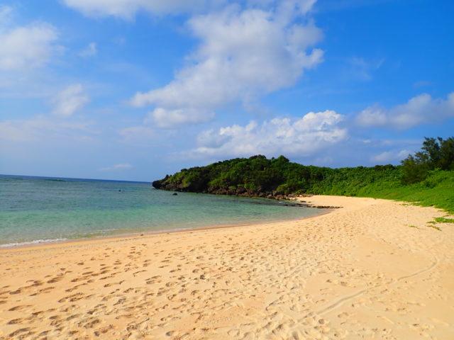 西表島の海とビーチ