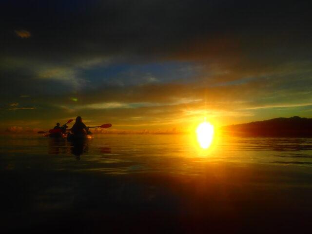 西表島 サンライズカヌー
