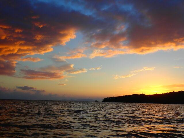 西表島 サンライズ