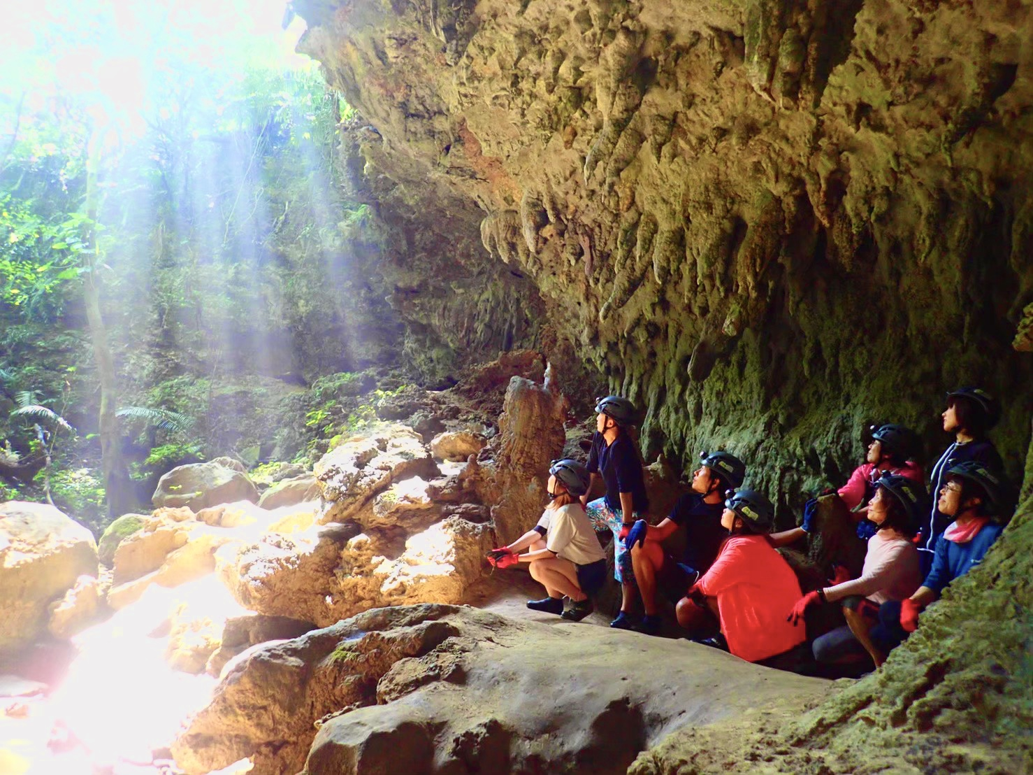 お得!半日で秘境・西表島を満喫!大冒険コース(選べるSUPorカヌー&ケイビング)