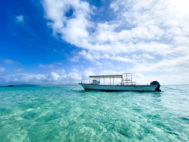 石垣島 船