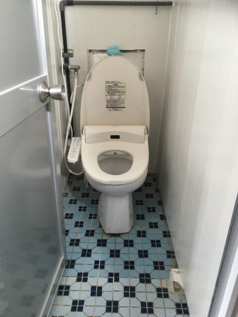 西表寮トイレ