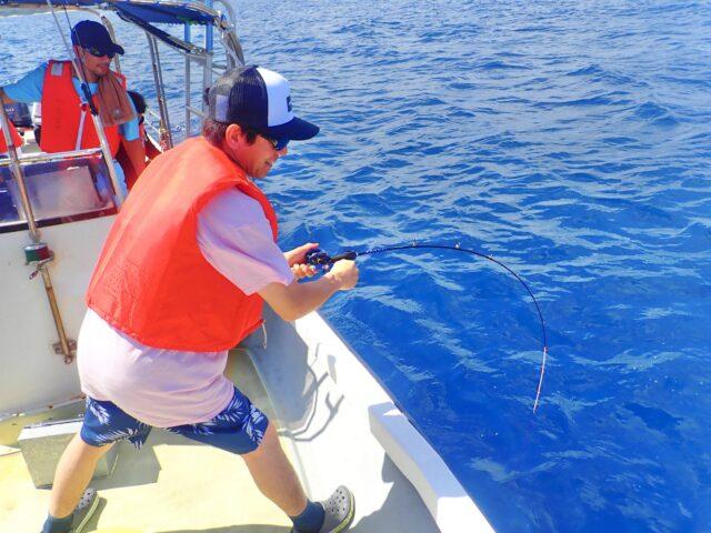 西表島 釣り