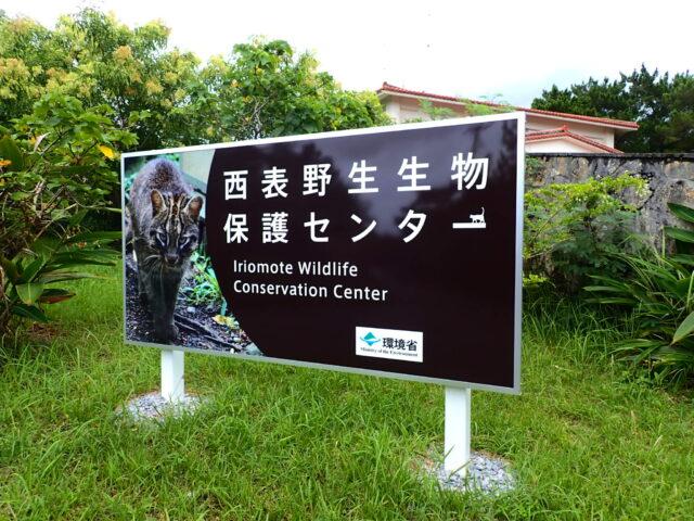 西表島 西表野生生物保護センター