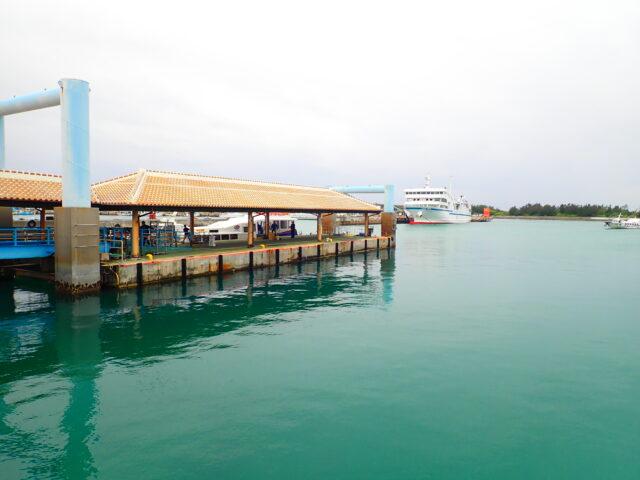 石垣港離島ターミナル 桟橋