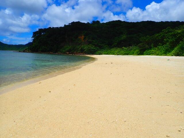 西表島 イダの浜