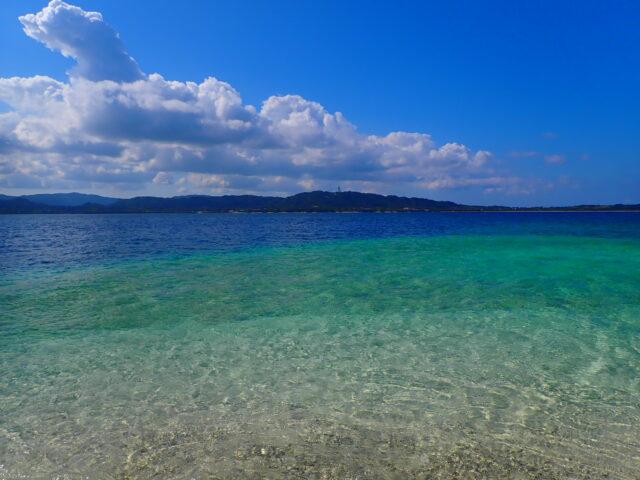 西表島 バラス島ビーチ
